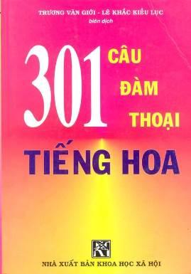 301 Câu Đàm Thoại Tiếng Hoa