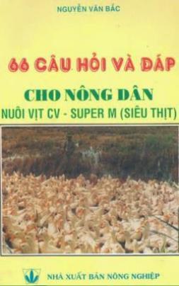 66 Câu Hỏi Và Đáp Cho Nông Dân Nuôi Vịt Siêu Thịt