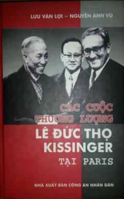 Các Cuộc Thương Lượng Lê Đức Thọ – Kissinger Tại Paris