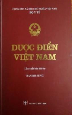 Dược Điển Việt Nam