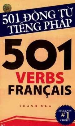 501 Động Từ Tiếng Pháp