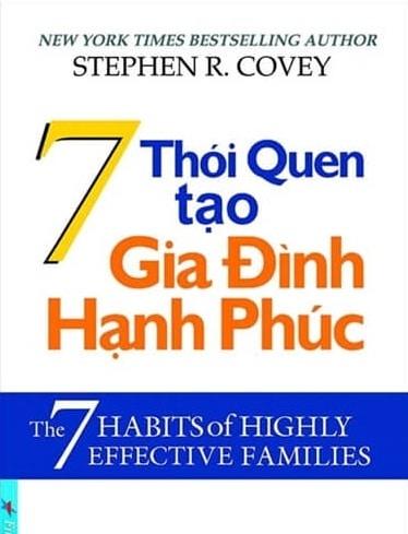 Tải sách: 7 Thói Quen Tạo Gia Đình Hạnh Phúc