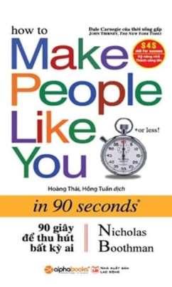 90 Giây Để Thu Hút Bất Kỳ Ai