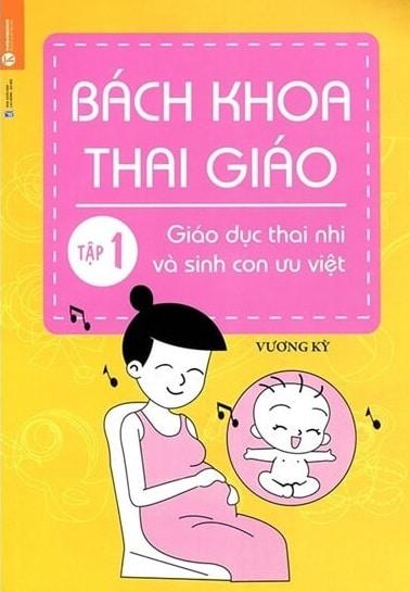 Tải sách: Bách Khoa Thai Giáo Trọn Bộ Tập 1 , Tập 2