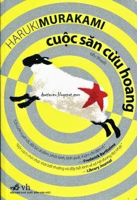 Cuộc săn cừu hoang – Haruki Murakami