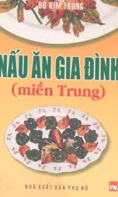 Nấu ăn gia đình miền Trung