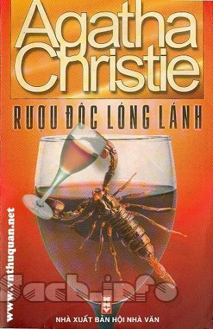Rượu Độc Lóng Lánh - Agatha Christie
