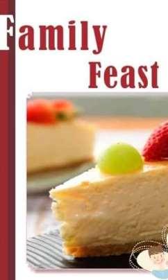 Sách hướng dẫn nấu ăn Family Feast
