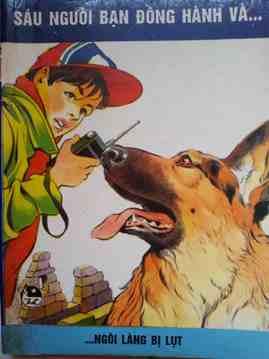 Sáu Người Bạn Đồng Hành Tập 6 - Ngôi Làng Bị Lụt (Paul Jacques Bonzon)