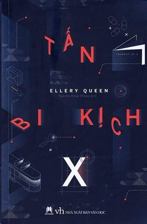 Tấn Bi Kịch X – Ellery Queen