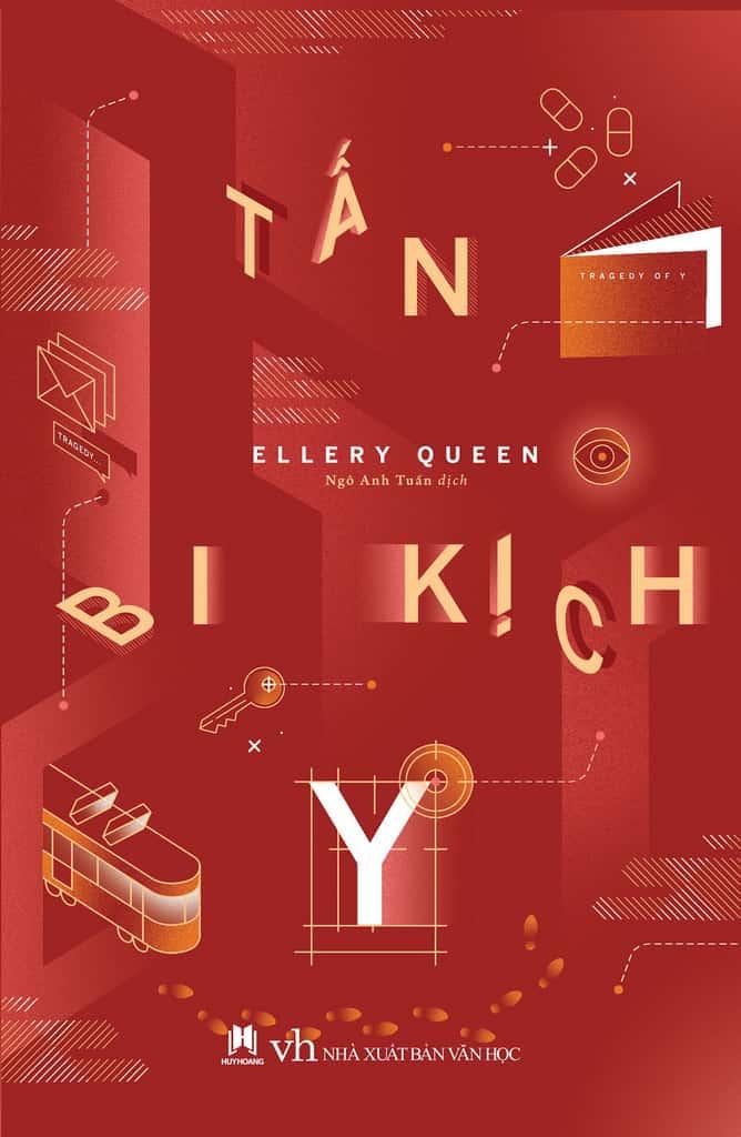 Tấn Bi Kịch Y – Ellery Queen