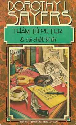 Thám tử Peter và Cái Chết Bí Ẩn - Dorothy L. Sayers