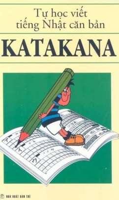 Tự Học Viết Tiếng Nhật Căn Bản