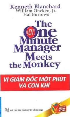 Vị Giám Đốc Một Phút Và Con Khỉ