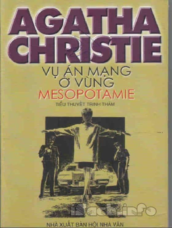 Vụ Án Mạng Ở Vùng Mesopotamie – Agatha Christie