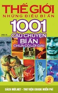 1001 Bí Ẩn Chưa Có Lời Giải