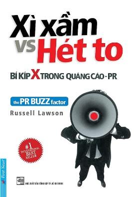 Xì Xầm vs Hét To Bí Kíp X trong quảng cáo-PR – Russell Lawson