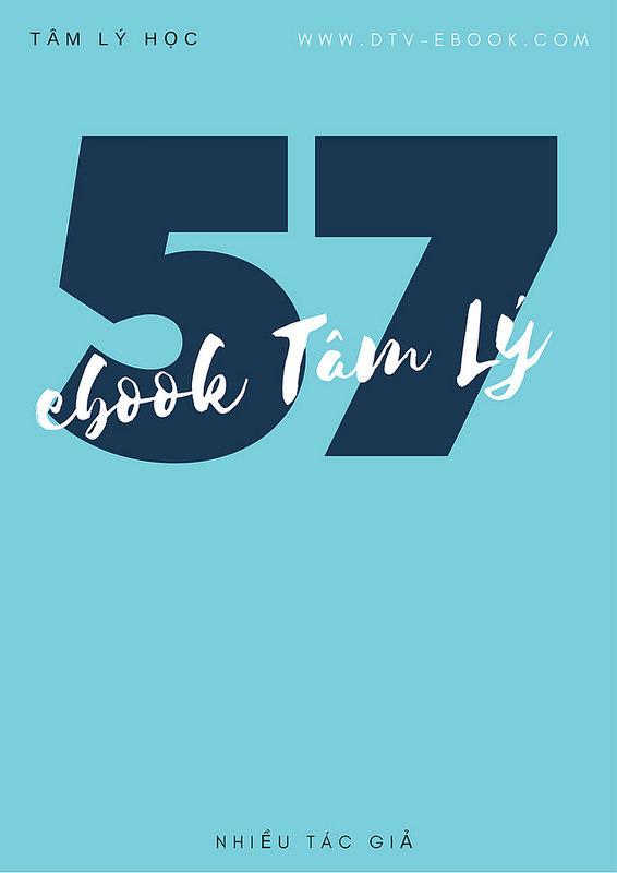 57 eBook Tâm Lý Học