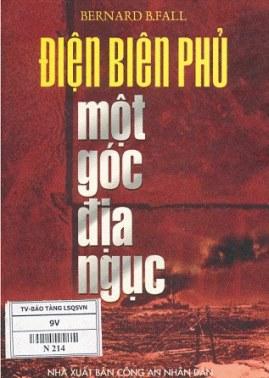 Điện biên phủ: Một góc địa ngục – Bernard B. Fall
