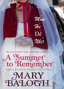 Mùa Hè Để Nhớ – Mary Balogh
