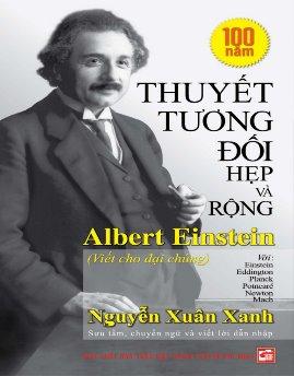 Thuyết Tương Đối Hẹp và Rộng – Albert Einstein