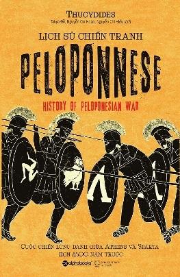 Lịch Sử Chiến Tranh Peloponnese – Thucydides
