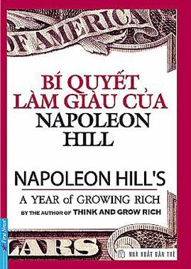 Bí Quyết Làm Giàu của Napoleon Hill – Napoleon Hill