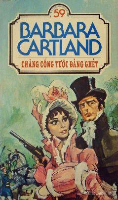 Chàng Công Tước Đáng Ghét – Barbara Cartland