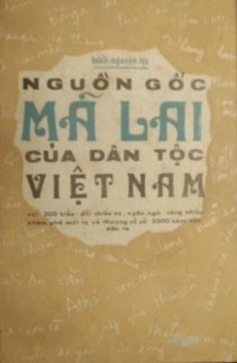 Nguồn gốc Mã Lai của dân tộc Việt Nam – Bình Nguyên Lộc