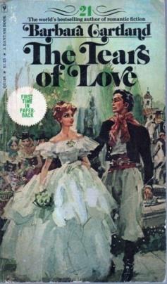 The Tears Of Love – Barbara Cartland