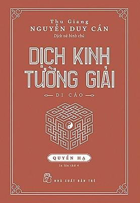 Dịch kinh tường giải – Thu Giang