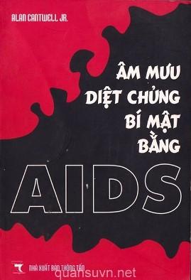 Âm Mưu Diệt Chủng Bí Mật Bằng AIDS