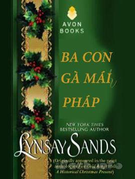 Ba Con Gà Mái Pháp – Lynsay Sands