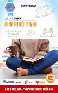 Chinh phục bài tập đọc hiểu tiếng Anh – Lovebook