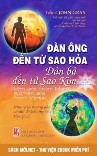 Đàn Ông Đến Từ Sao Hỏa, Đàn Bà Đến Từ Sao Kim