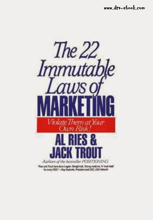 22 Qui luật bất biến trong Marketing – Al Ries & Jack Trout
