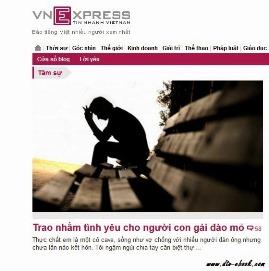eBook 5000 bài viết chuyên mục Tâm sự – VnExpress full prc, pdf, epub [Bút Ký]