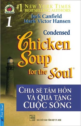 Chicken Soup for The Soul 1 – Jack Canfiel & Mark Victor Hansen