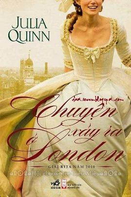 Chuyện xảy ra ở London – Julia Quinn