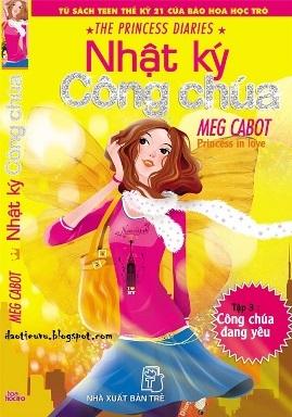 Nhật Ký Công Chúa – Meg Cabot