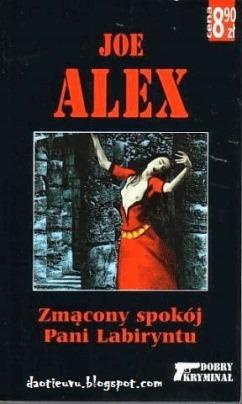 eBook Nữ Thần Mê Cung – Joe Alex full prc, pdf, epub [Kinh Dị]