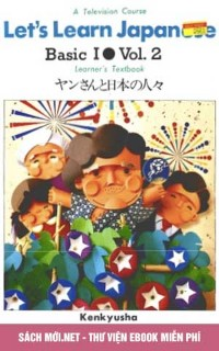 Giáo trình Let's Learn Japanese – Yan to nihon no hitobito