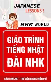 Giáo trình dạy tiếng Nhật của đài NHK