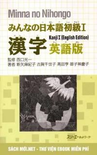Giáo Trình Tiếng Nhật Minna No Nihongo Kanji (chữ Hán)
