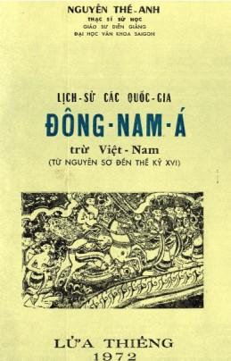 Lịch Sử Các Nước Đông Nam Á trừ Việt Nam