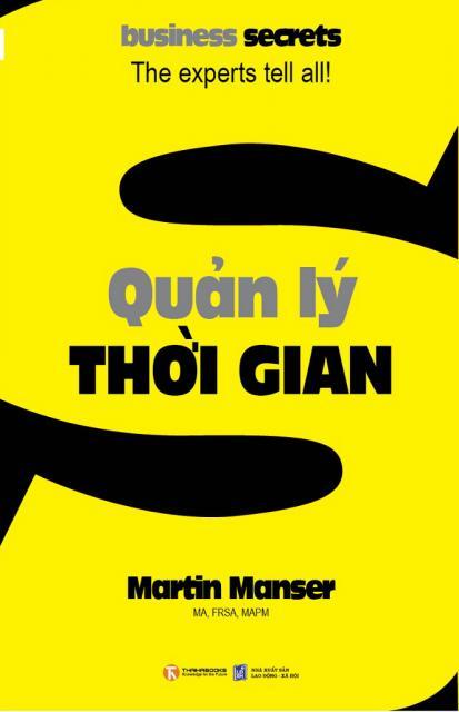 Quản Lý Thời Gian – Martin Manser