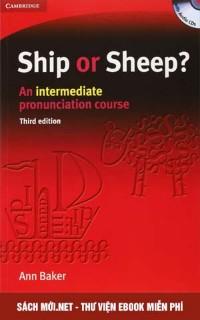 Sheep or Ship (Sách học phát âm tiếng Anh tốt nhất)