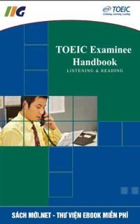 Tài liệu hướng dẫn thi TOEIC từ A đến Z