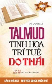 Talmud Tinh Hoa Trí Tuệ Do Thái