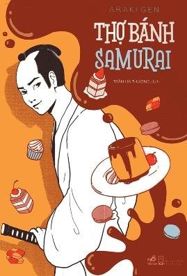 Thợ Bánh Samurai – Araki Gen